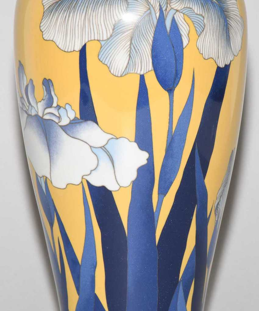 Cloisonne Vase - photo 9