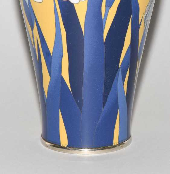 Cloisonne Vase - photo 10