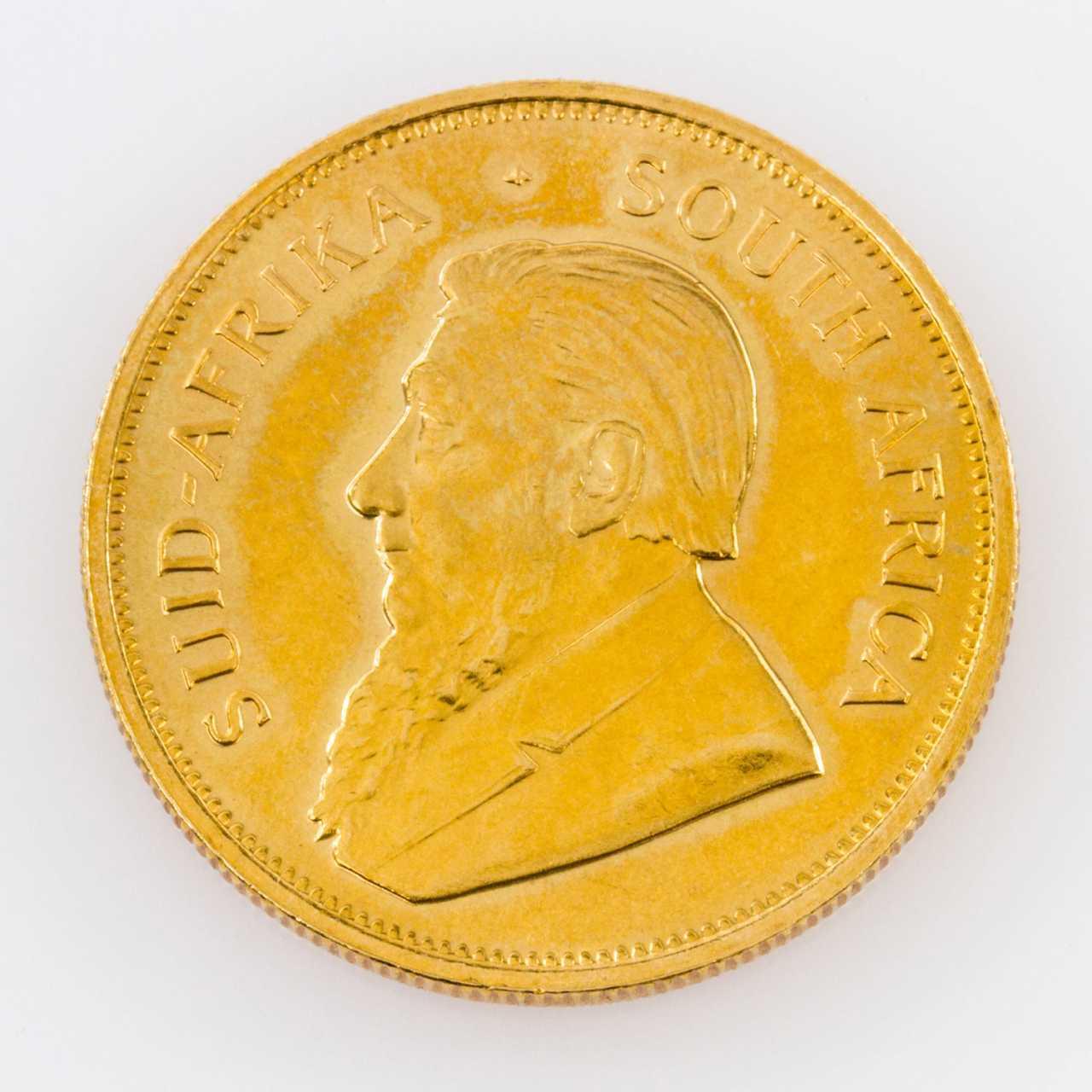 South Africa Gold 1 Oz Krugerrand 1978