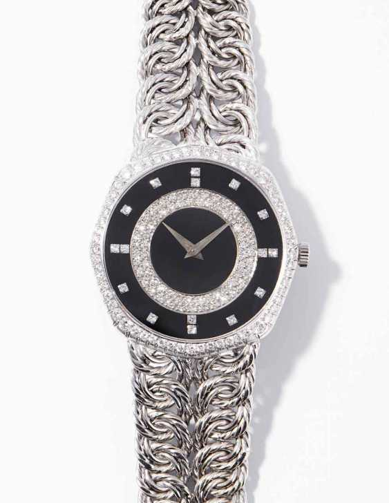 Diamond Men's Wristwatch - photo 1