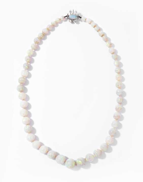 Opal Ball-Brillant-Collier - photo 1
