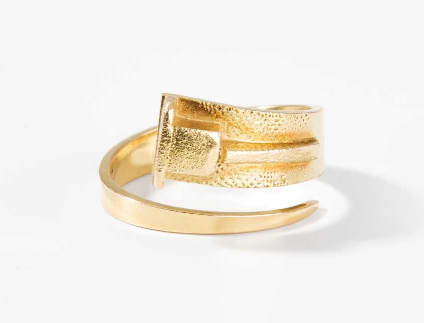 Design Gold-Ring - photo 1