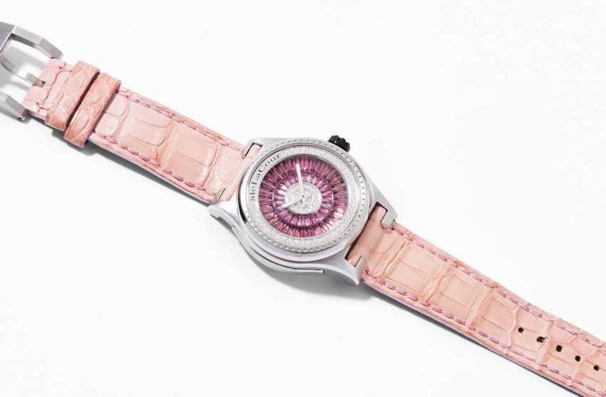 deLaCour diamond tourmaline ladies wrist watch - photo 2
