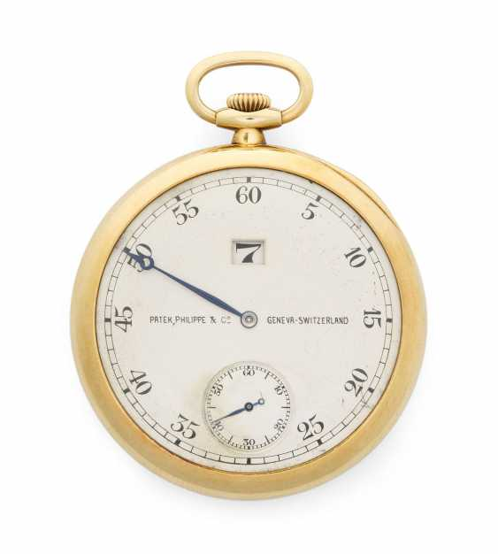Patek Philippe Made for Cowell & Hubbard Co. - photo 1