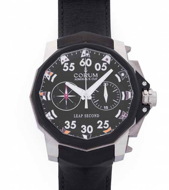 Corum Admiral's Cup Leap Second - photo 1