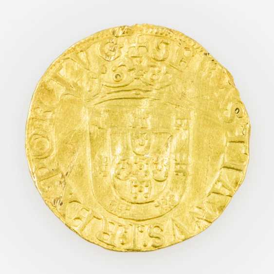 Portugal/Gold - $ 500 o. J., Sebastian - photo 2