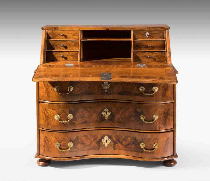 Writing chest of drawers - photo 1