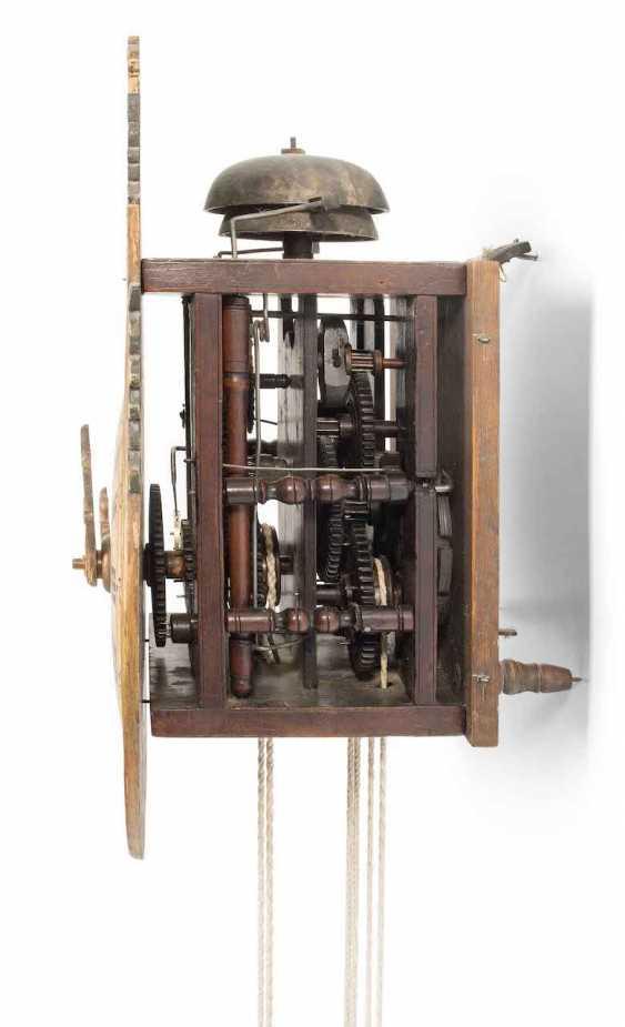 Appenzeller Wooden Wheels Wall Clock - photo 3