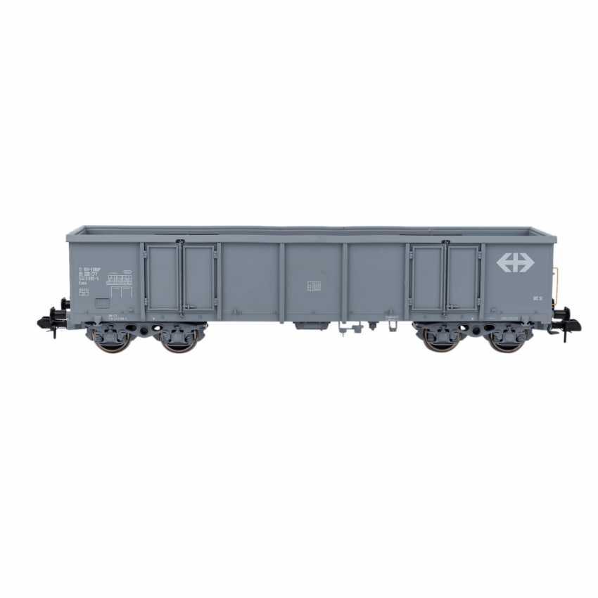 Польские грузовые вагоны фото