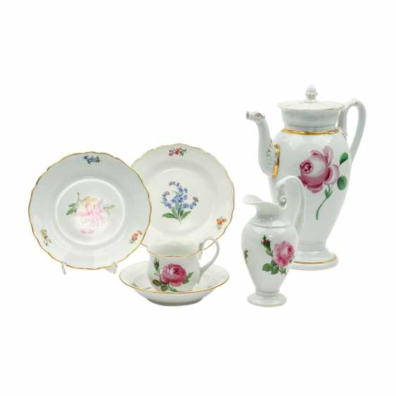 MEISSEN 6-piece collection, before 1934. - photo 1