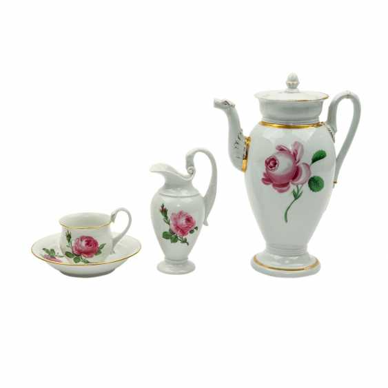 MEISSEN 6-piece collection, before 1934. - photo 3