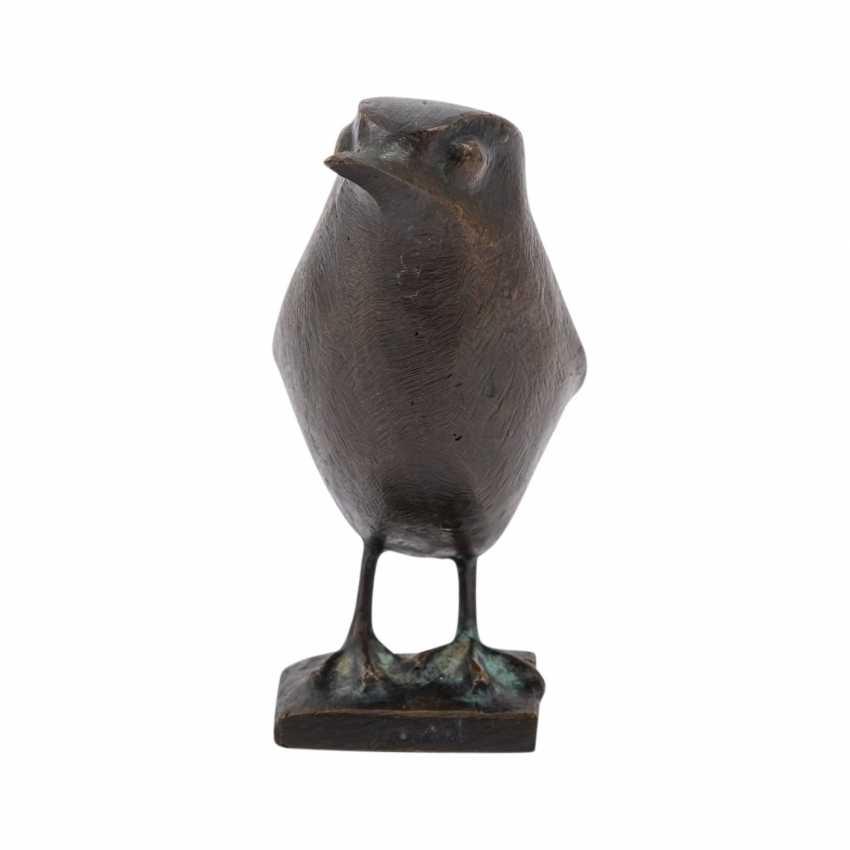 """MELIS, FRITZ PAUL ( 1913-1982) """"bird"""" - photo 1"""