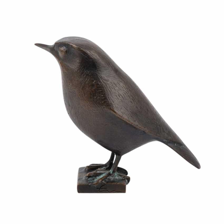 """MELIS, FRITZ PAUL ( 1913-1982) """"bird"""" - photo 2"""