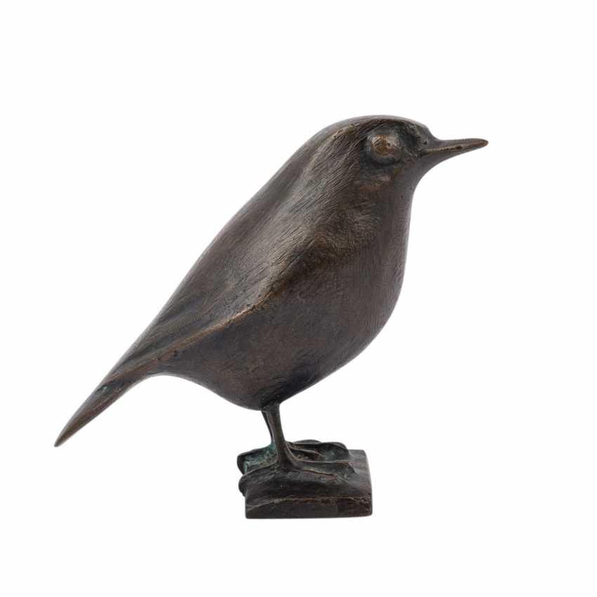 """MELIS, FRITZ PAUL ( 1913-1982) """"bird"""" - photo 4"""