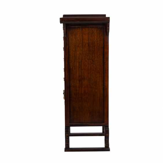 Small Apothecary Cabinet made of cedar wood. THAILAND, 20. Century. - photo 3