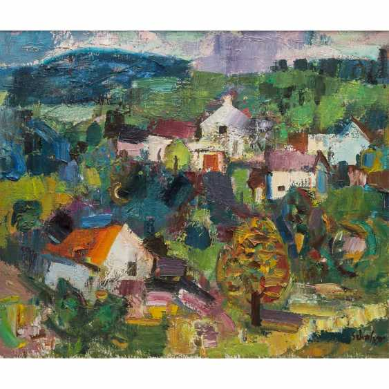 "SCHOBER, PETER JAKOB (1897-1983) ""landscape"" - photo 1"