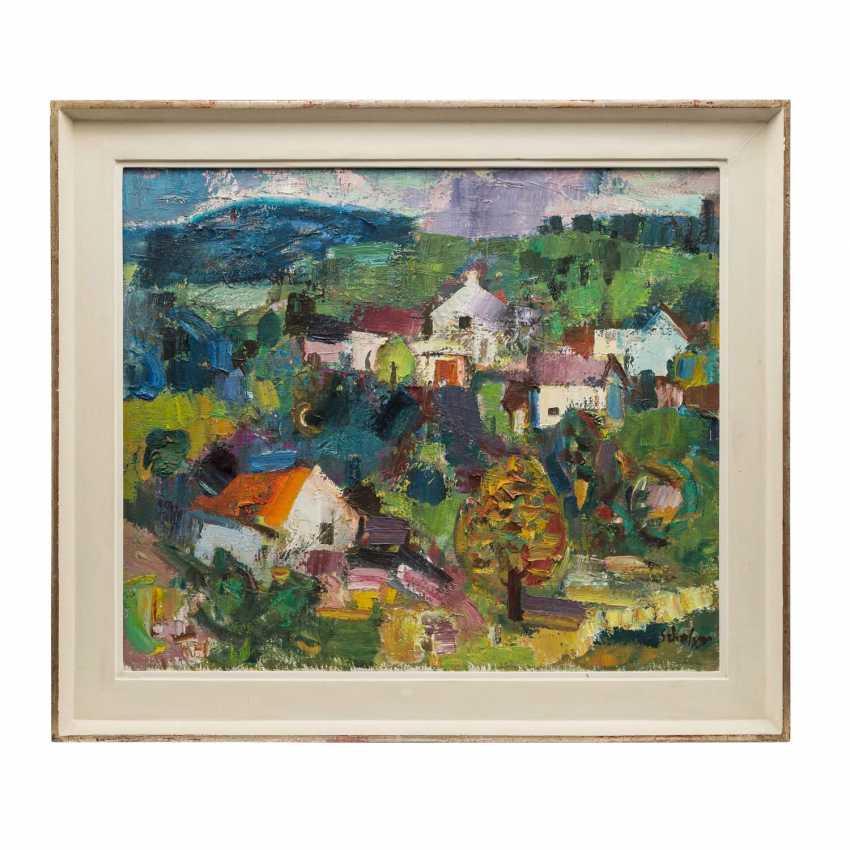 "SCHOBER, PETER JAKOB (1897-1983) ""landscape"" - photo 2"