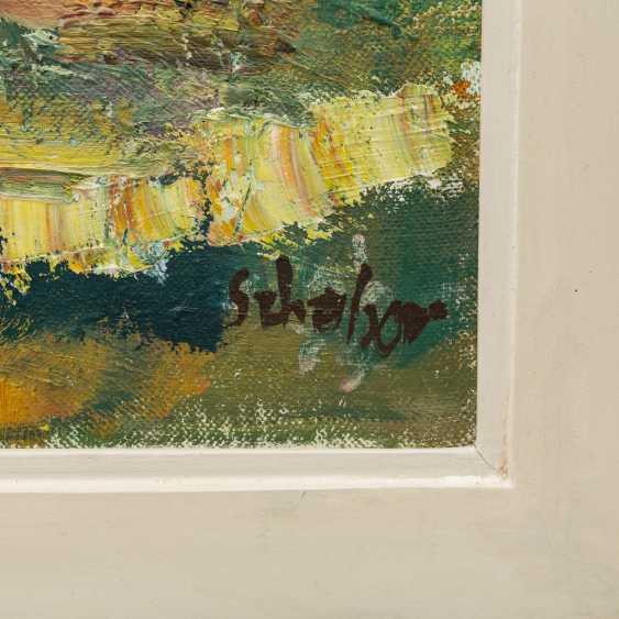 "SCHOBER, PETER JAKOB (1897-1983) ""landscape"" - photo 3"