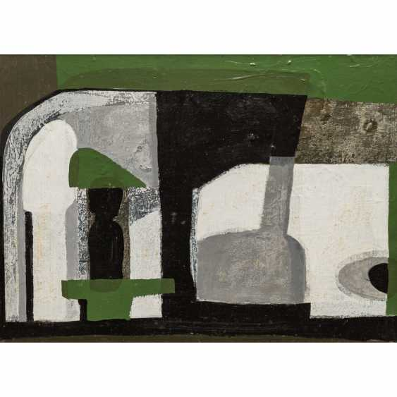 "REICHLE, PAUL (1900-1981) ""composition No 379"" - photo 1"