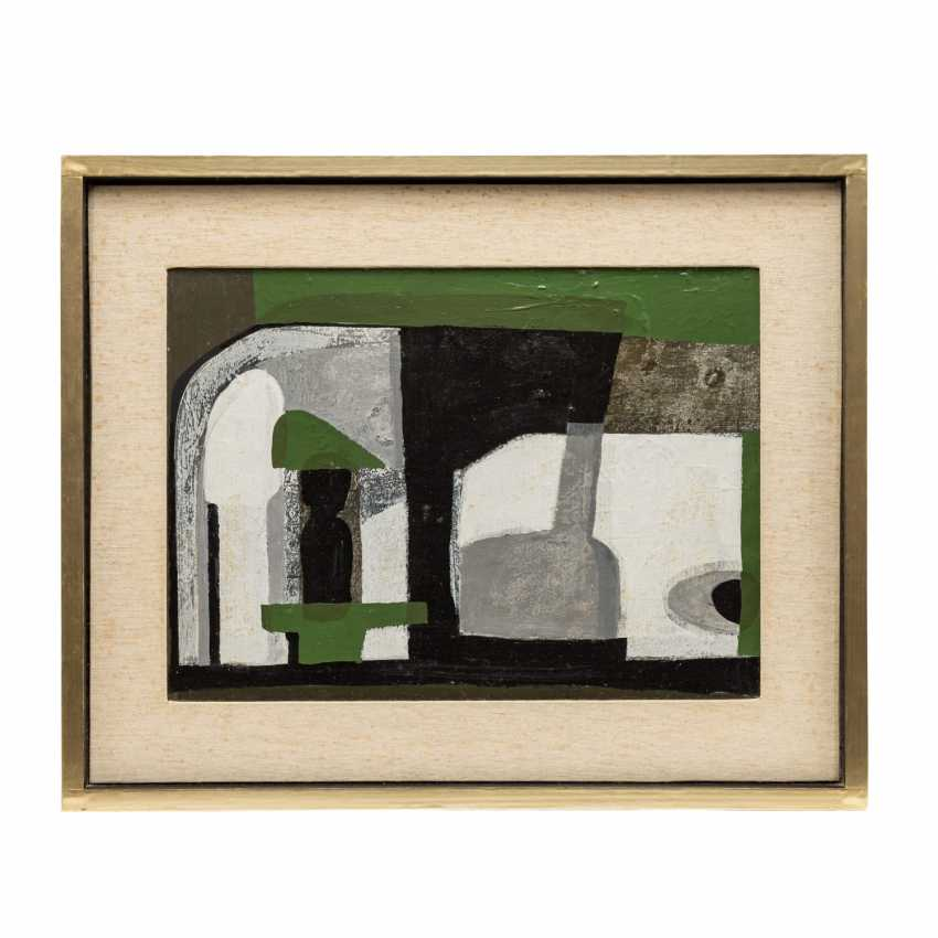 "REICHLE, PAUL (1900-1981) ""composition No 379"" - photo 2"