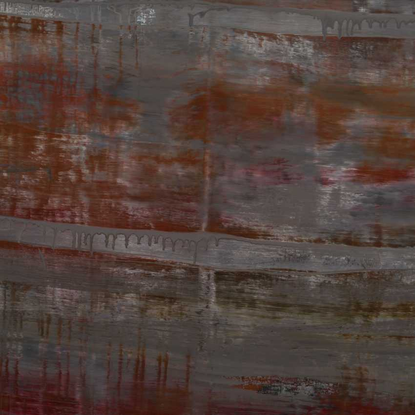 """SCHLESINGER, HOLGER (artists 20./21. Century), """"Abstract Composition"""", - photo 3"""