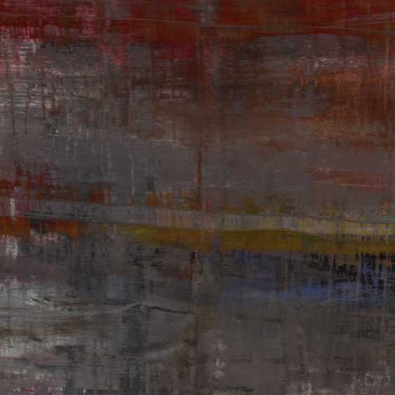 """SCHLESINGER, HOLGER (artists 20./21. Century), """"Abstract Composition"""", - photo 4"""