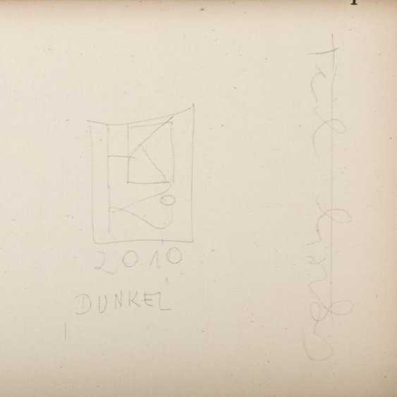 """KORNELSON, HEATHER (nee. In 1946, Salzburg), """"Dark"""", - photo 3"""