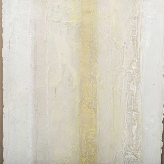 """KORNELSON, HEATHER (nee. In 1946, Salzburg), """"Desert Lines V"""", - photo 2"""