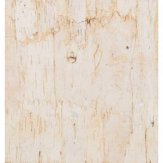 """KORNELSON, HEATHER (nee. In 1946, Salzburg), """"Birch Bark"""", - photo 1"""