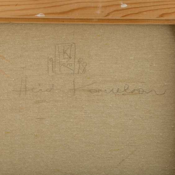 "KORNELSON, HEATHER (nee. In 1946, Salzburg), ""Light & Matter 4"", - photo 4"