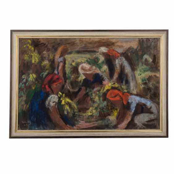 """ILLG / ILLZ?, TONI (artist 20. Century), """"women in work"""", - photo 2"""