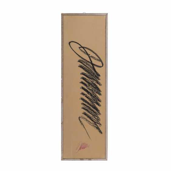 "BAUMEISTER, WILLI (1889 - 1955, Professor), ""signature of the artist"", - photo 1"
