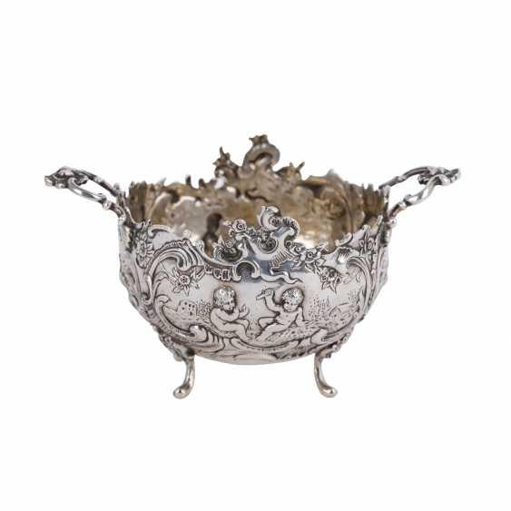 Probably HANAU, sugar bowl, 20. Century - photo 1