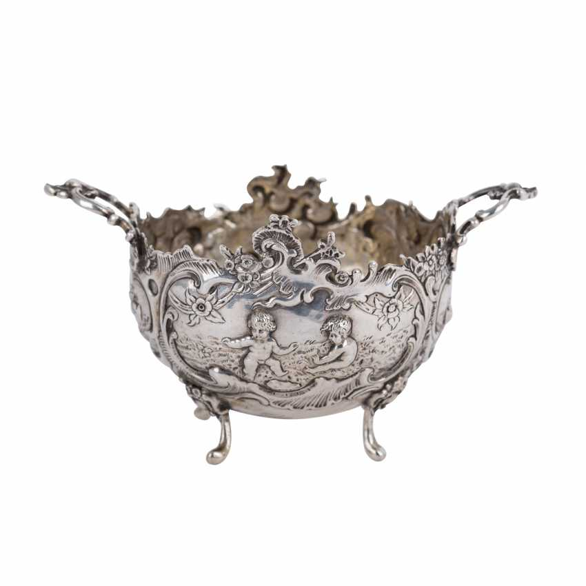 Probably HANAU, sugar bowl, 20. Century - photo 3