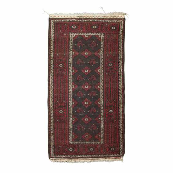 Orient carpet. BELUTSCH, 20. Century, approx 180x90 cm. - photo 2