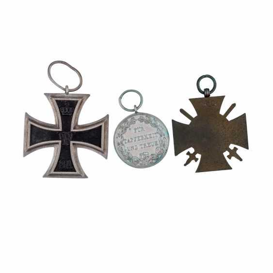 Württemberg WK I - Iron cross 2. Class of 1914, - photo 2