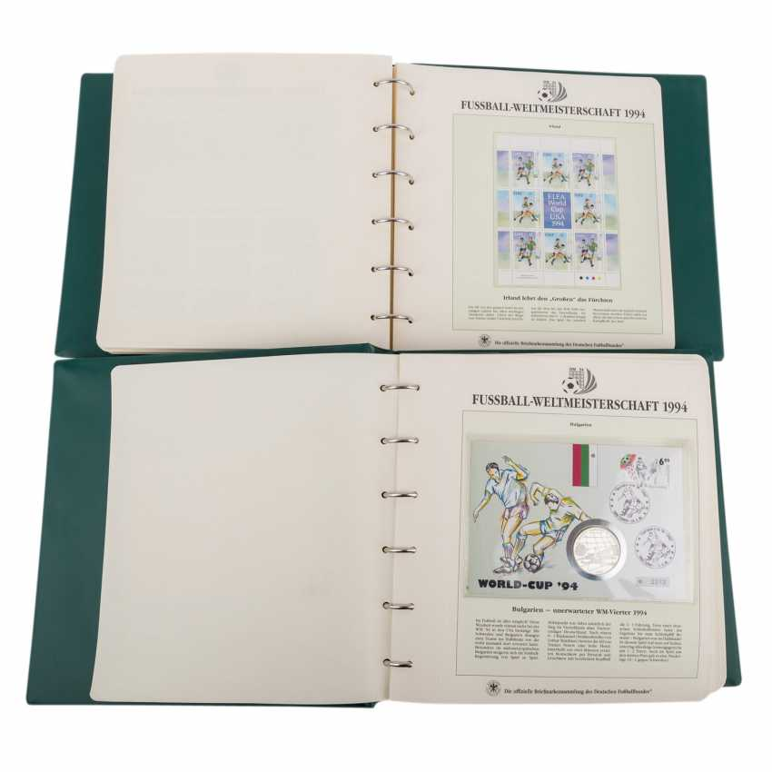 Theme of football world Cup in 1994, official collection - photo 1