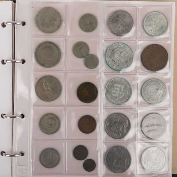 Diverse coin album with SILVER in the process - photo 3