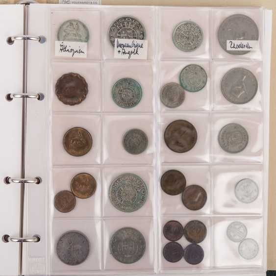 Diverse coin album with SILVER in the process - photo 4