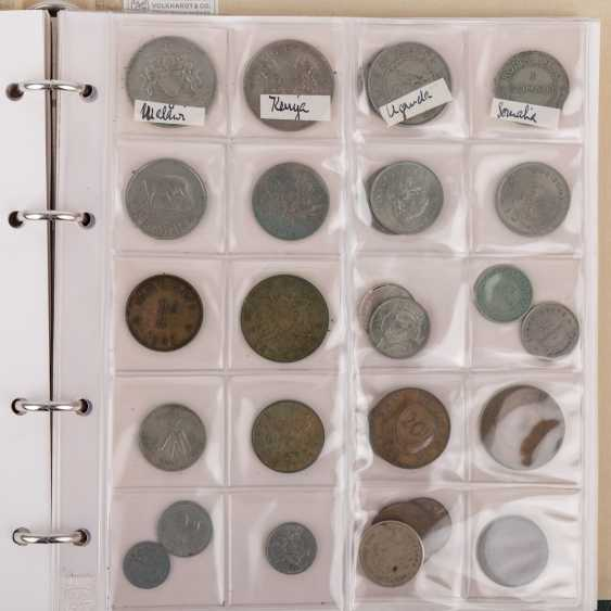 Diverse coin album with SILVER in the process - photo 5