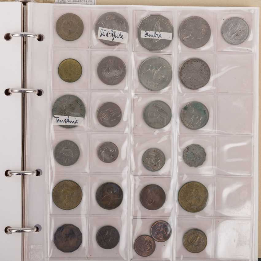 Diverse coin album with SILVER in the process - photo 6