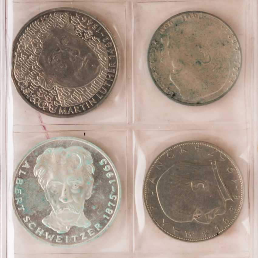 Coins and medals, with Germany, a little Dt. Empire, - photo 3