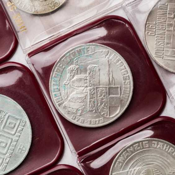 Small silver coin collection - here - photo 3