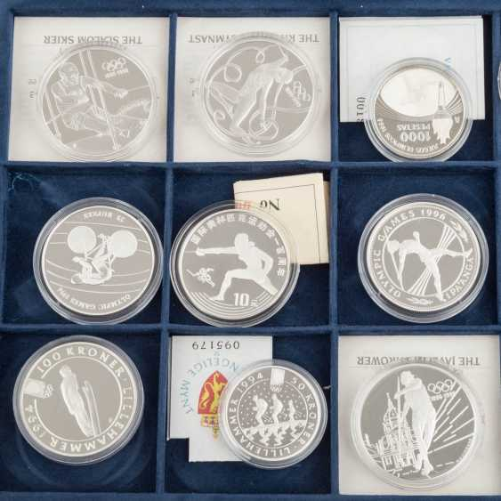 Olympic games - themed collection with over 50 - photo 2