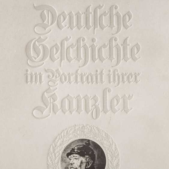 "SILVER commemorative medals Set ""German history in the Portrait of your Registrar"" - - photo 6"