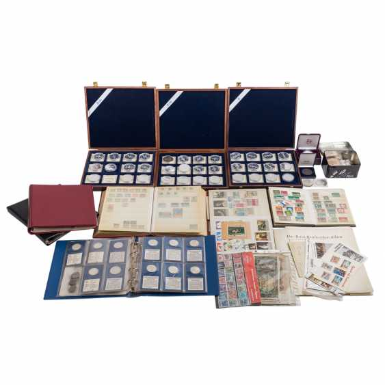Coins, Medals, Stamps, Banknotes - Collection Task - photo 1