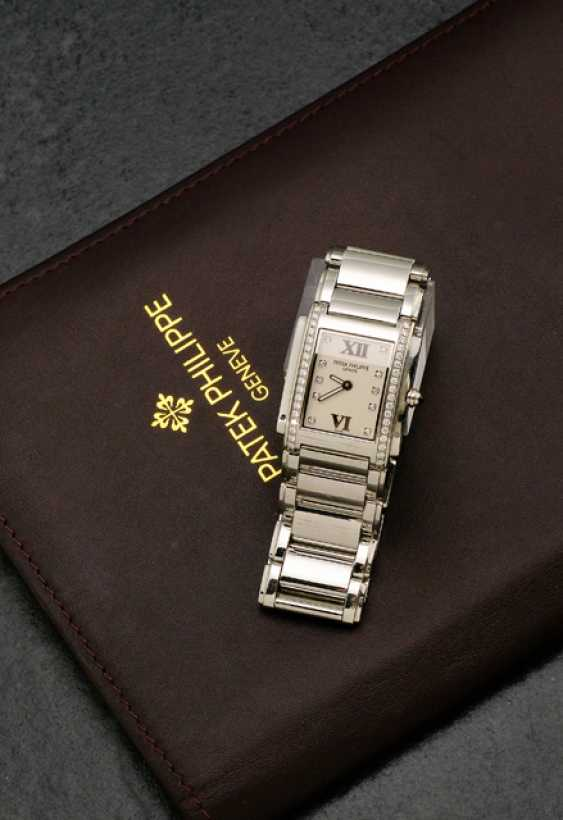 Fine ladies ' wristwatch, Patek Philippe, Switzerland, modern