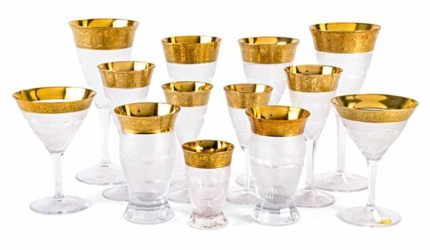 43-piece drinking set 'Splendid', Moser, Karlovy vary - photo 1