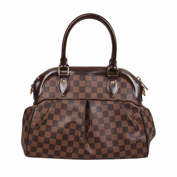 "LOUIS VUITTON handle bag ""TREVI GM"", collection 2011. - photo 1"