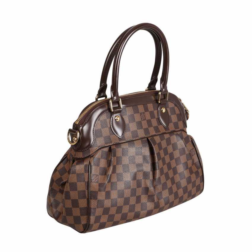 "LOUIS VUITTON handle bag ""TREVI GM"", collection 2011. - photo 2"